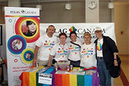 PFLAG Community Booth
