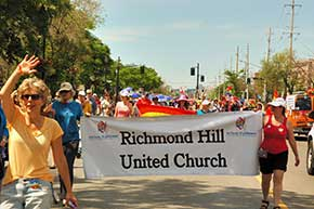 Richmond Hill United Church