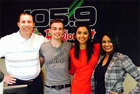 York Pride Fest organizers join 105.9 The Region hosts to talk about our Pride festival.